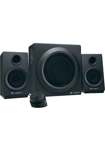 Logitech Lautsprechersystem »Z333« kaufen