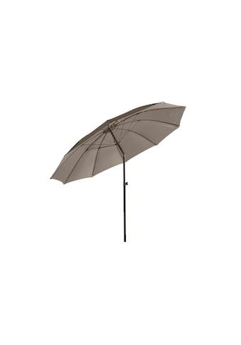 Sonnenschirm »Ø 270 cm Taupe« kaufen