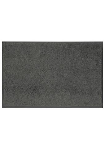 wash+dry by Kleen-Tex Fussmatte »Original Uni«, rechteckig, 7 mm Höhe, Fussabstreifer,... kaufen