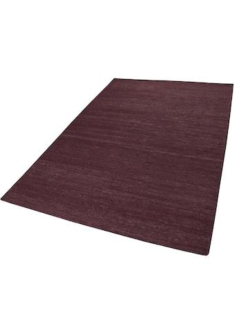Esprit Teppich »Rainbow Kelim«, rechteckig, 5 mm Höhe, Flachgewebe, Wohnzimmer kaufen