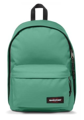 Eastpak Laptoprucksack »OUT OF OFFICE, Melted Mint«, enthält recyceltes Material... kaufen