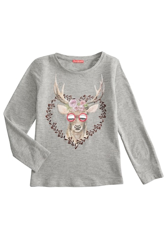 BONDI Trachtenshirt, mit coolem Print und Zierelementen kaufen