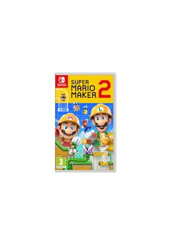 Nintendo Spiel »Super Mario Maker 2«, Nintendo Switch, Standard Edition kaufen