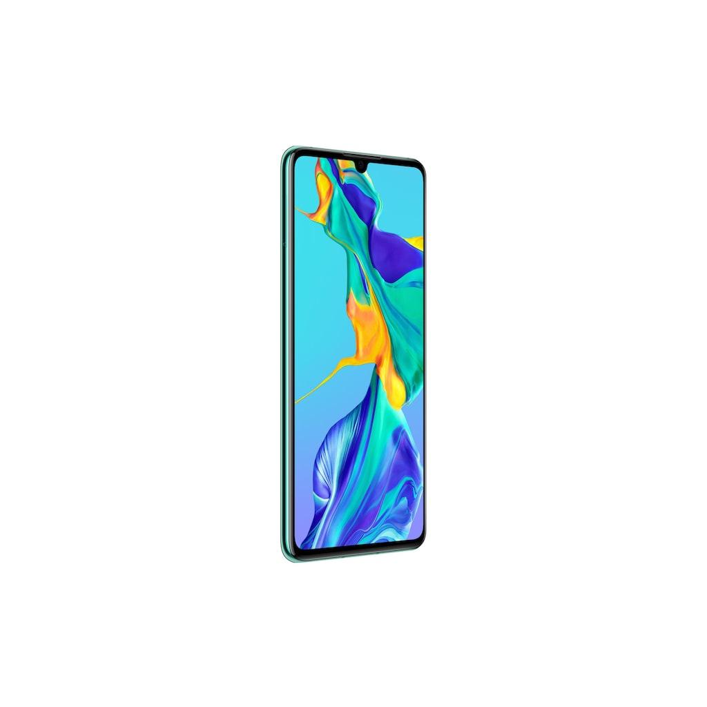 """Huawei Smartphone »P30 Aurora Blue«, (15,49 cm/6,1 """", 128 GB, 40 MP Kamera)"""