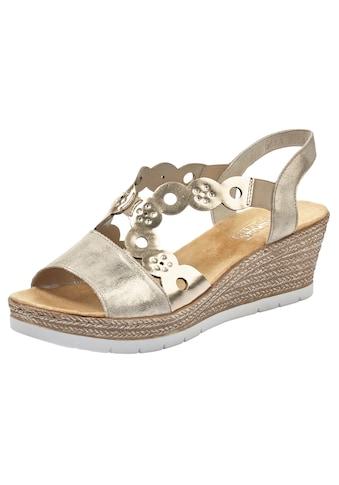 Rieker Sandalette, in modischem Look kaufen