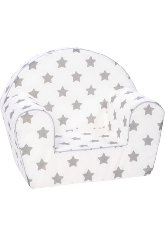 Knorrtoys® Sessel »White Grey Stars«, Made in Europe kaufen