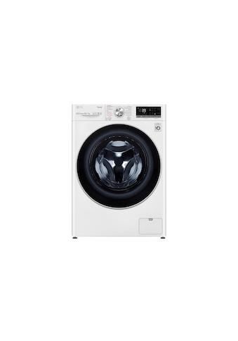 LG Waschtrockner »V7WD107H2E 10,5 kg / 7 kg A« kaufen