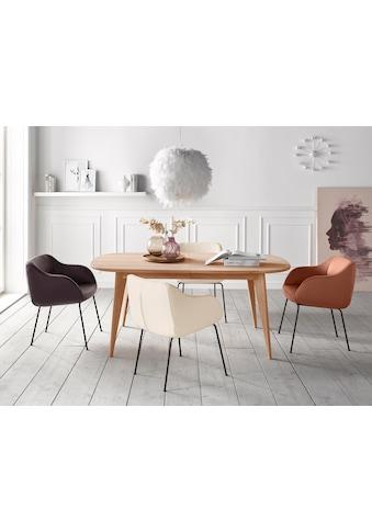 andas Esstisch »Smilla«, Breite 180 cm, mit Ausziehfunktion kaufen