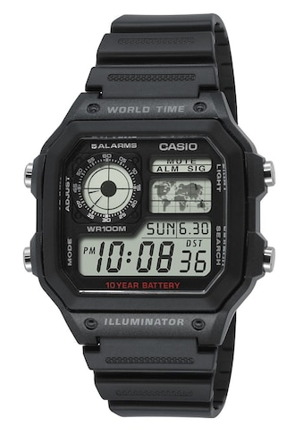 Casio Collection Chronograph »AE-1200WH-1AVEF« kaufen