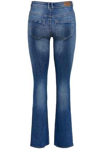Only Bootcut-Jeans »ONLPAOLA LIFE HW FLARED« kaufen
