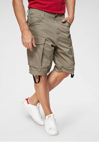 G-Star RAW Cargoshorts »Rovic zip loose 1/2 sage« kaufen