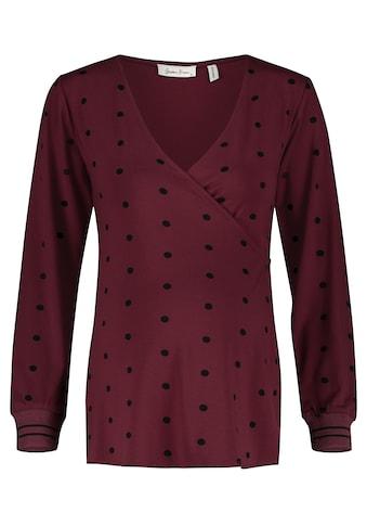 Queen Mum Still - Shirt »Nursing ls Top« kaufen