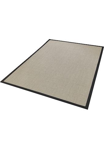Dekowe Sisalteppich »Brasil«, rechteckig, 6 mm Höhe, Flachgewebe, Obermaterial: 100%... kaufen