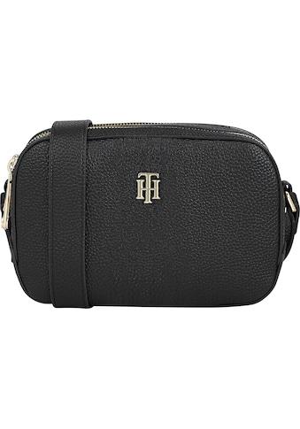 Tommy Hilfiger Mini Bag »TH ESSENCE CAMERA BAG«, mit 2 Reissverschlussfächern kaufen