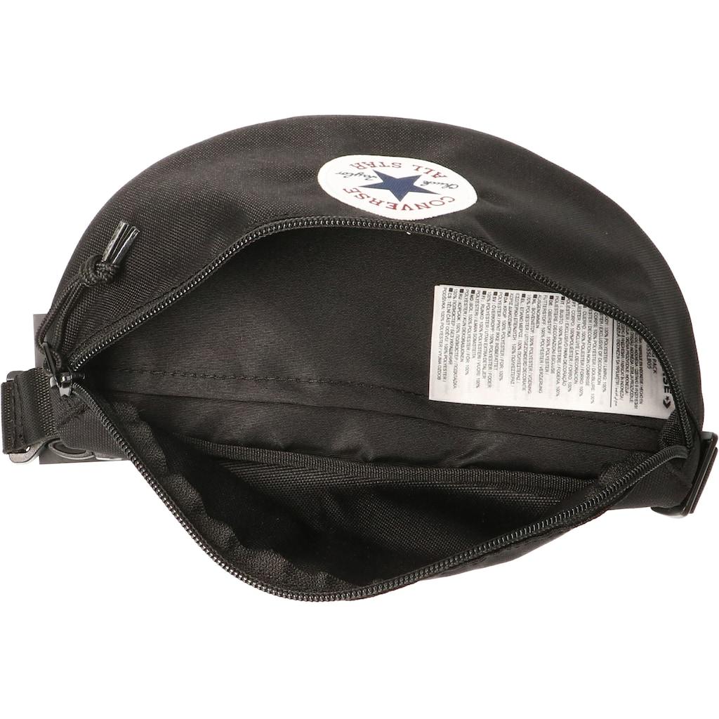 Converse Gürteltasche »Sling Pack, black«, mit Logopatch