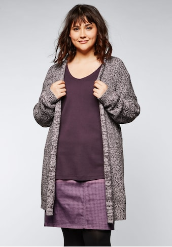 Sheego Longstrickjacke kaufen