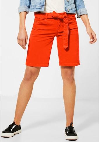 STREET ONE Slim-fit-Jeans, im Colour Look kaufen