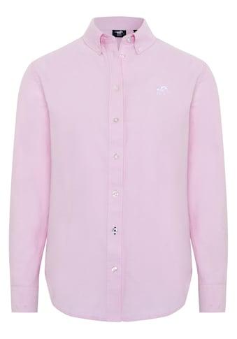 Polo Sylt Langarmbluse »Ladies Oxford Blouse, Regular Fit, GOTS«, Oxford kaufen