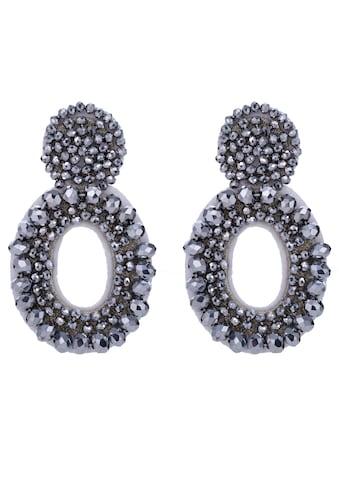 J.Jayz Paar Ohrstecker »Glamour Look«, mit Glasperlen kaufen