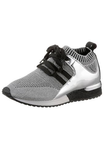 La Strada Slip-On Sneaker »Fashion Sneaker Slip On«, mit Metallic-Applikation kaufen