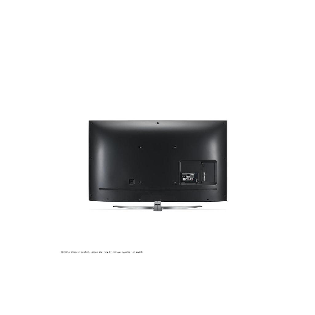 "LG LCD-LED Fernseher »65UN81006LB«, 164 cm/65 """