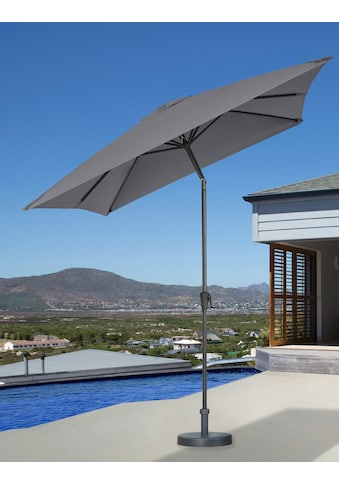 garten gut Sonnenschirm, abknickbar, ohne Schirmständer kaufen