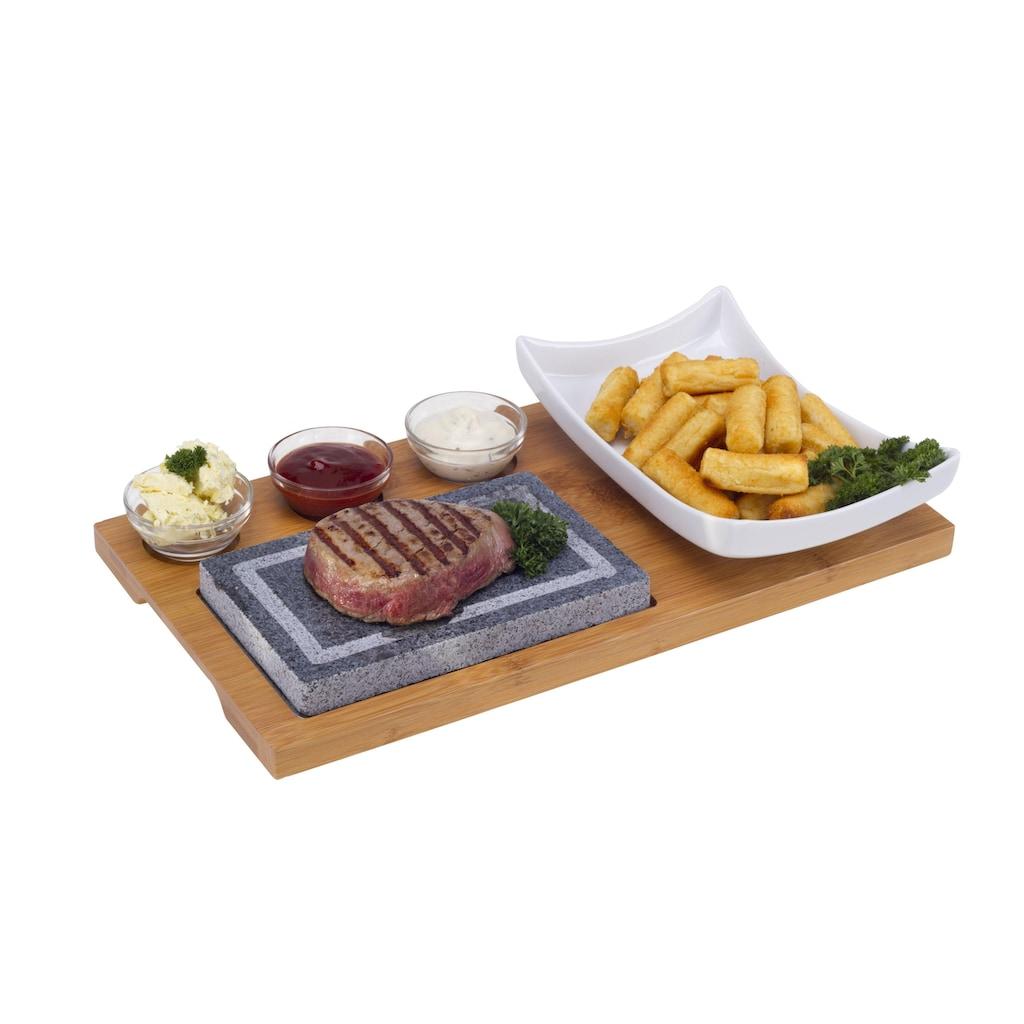 Raclette »Hot Stone Platte«, - W