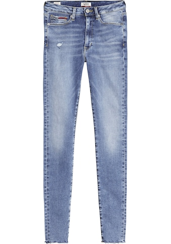 TOMMY JEANS Skinny - fit - Jeans »SYLVIA HR SUPER SKINNY ANKLE RXY« kaufen