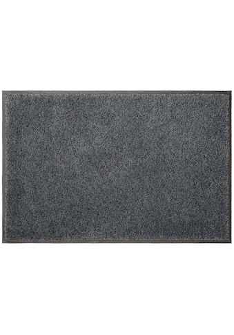 my home Fussmatte »Ember«, rechteckig, 9 mm Höhe, Schmutzfangmatte, In- und Outdoor... kaufen