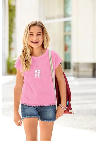 Arizona T - Shirt »HOPE« kaufen