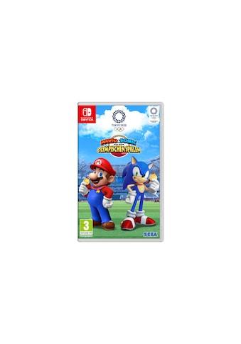 Nintendo Spiel »Mario&Sonic bei den Olympischen Spielen Tokyo 2020«, Nintendo Switch,... kaufen