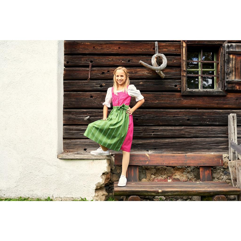 Love Nature Dirndlbluse, - Made in Austria
