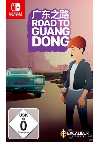 Spiel »Road to Guangdong«, Nintendo Switch kaufen