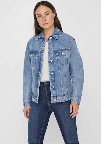 Vero Moda Jeansjacke »VMKATRINA«, in Oversize Form kaufen