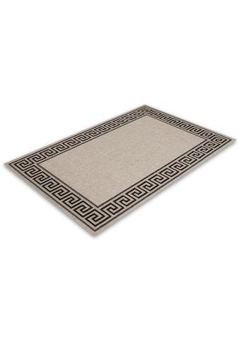 Teppich, »Trejo 602«, calo - deluxe, rechteckig, Höhe 5 mm, maschinell gewebt kaufen