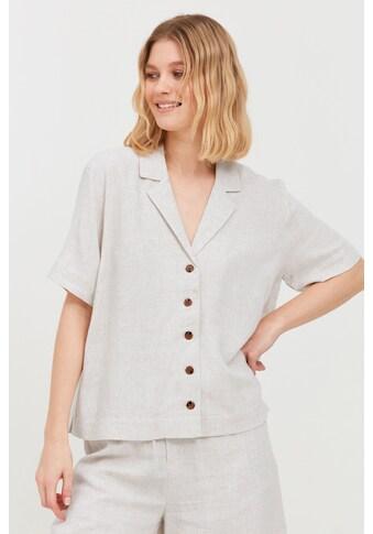 b.young Kurzarmbluse »Byjohanna«, Blusenshirt kaufen