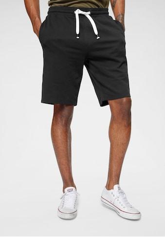 Ocean Sportswear Sweatshorts »Athleisure Sweat Shorts - Relax Fit« kaufen