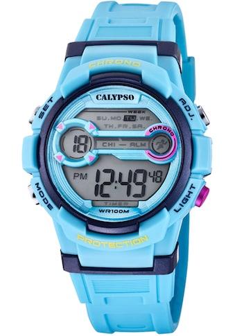 CALYPSO WATCHES Chronograph »Digital Crush, K5808/2« kaufen