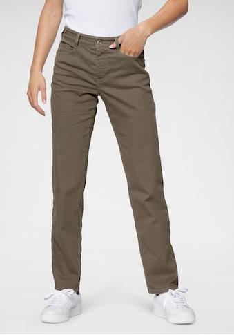 MAC Bequeme Jeans »Stella«, Gerader Beinverlauf kaufen
