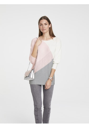 Pullover mit Rundhalsausschnitt kaufen