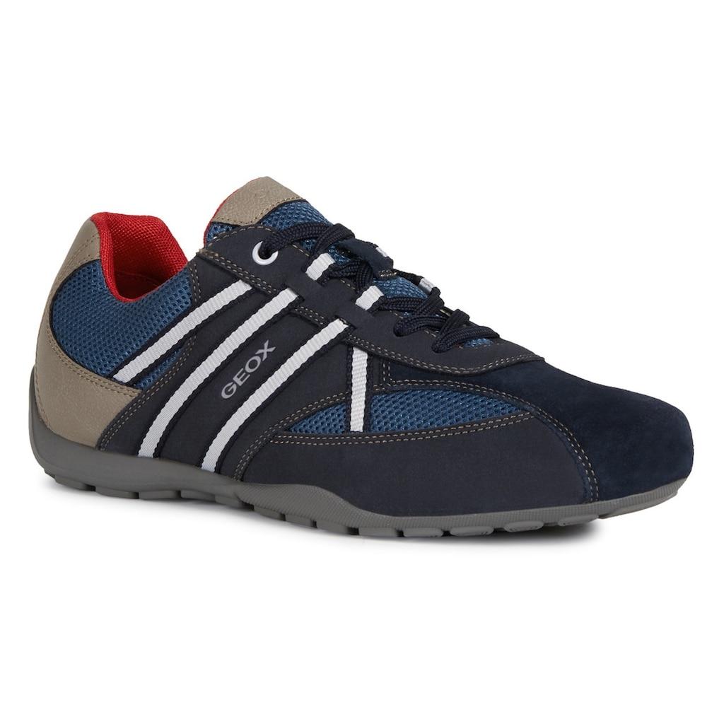 Geox Sneaker »RAVEX«, mit Wechselfussbett