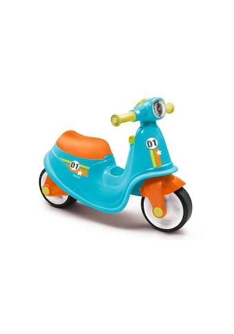 Rutschfahrzeug, Smoby, »Scooter Ride - on blue« kaufen