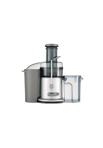 Entsafter, Sage, »Nutri Juicer Classic Silberfarben« kaufen