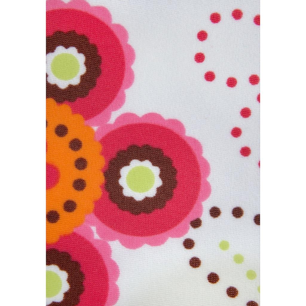 s.Oliver Beachwear Tankini, im verspielten Floraldesign