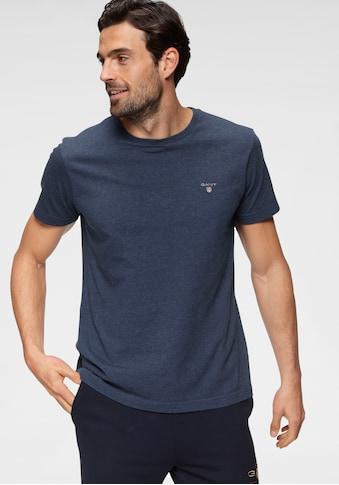 Gant T-Shirt »T-Shirt Original« kaufen