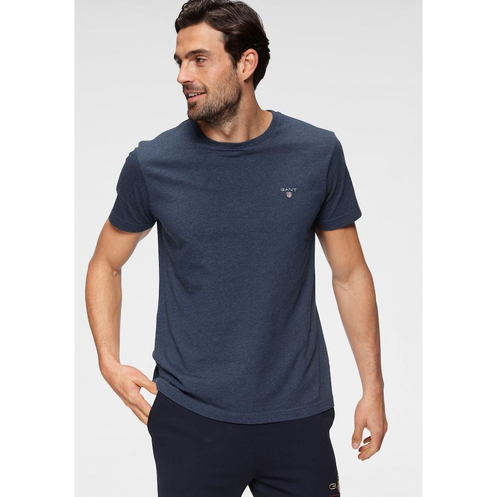 Gant T-Shirt »T-Shirt Original«