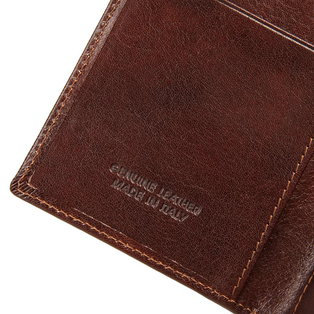 Piké Geldbörse, Fotofach