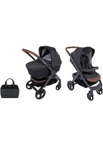 Chicco Kombi-Kinderwagen »Duo Stylego Up Crossover, Graphite«, 15 kg, ; Kinderwagen kaufen