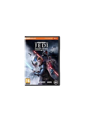 Electronic Arts Spiel »Star Wars Jedi: Fallen Order (Code in a Box)«, PC, Standard... kaufen