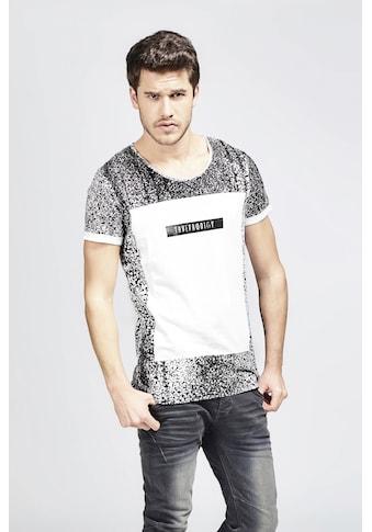 trueprodigy T-Shirt »Do It Right!«, mit All-Over-Print kaufen